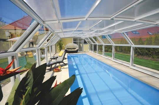 Langschwimmen schwimmbad zu for Gartenpool 10 meter
