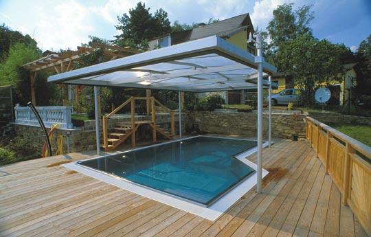 beispiele f r schwimmbad berdachungen schwimmbad zu. Black Bedroom Furniture Sets. Home Design Ideas
