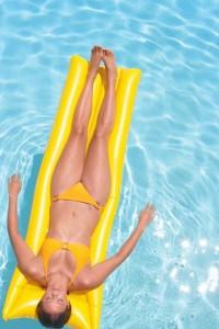Schwimmbad-matratze