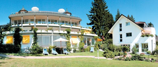 Entgiftung Hotel Deutschland