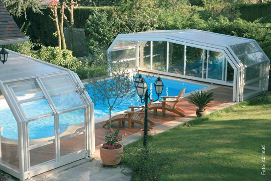 Erstglasig – DIE 10 BESTEN Überdachungen fürs Schwimmbad ...