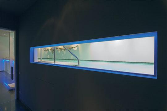 lichtstreifen led innenarchitektur