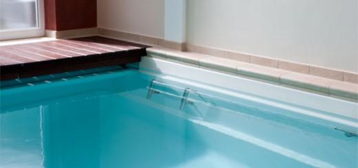 Schwimmbad-Rollladen