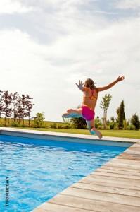 Das passende Schwimmbad