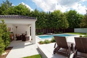 Die 10 schönsten privaten Pools Deutschlands 2011