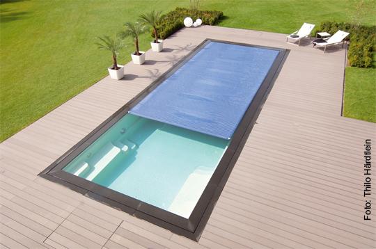 Schwimmbad ist silber haus ist gold schwimmbad zu for Garten pool wasserpflege