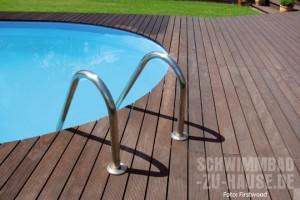 Alternative Schwimmbad-Umgehungen