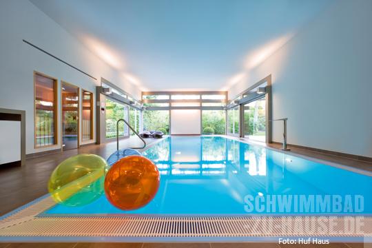 Viel Wellness, Wenig Aufwand | Schwimmbad-zu-hause.de Ideen Schwimmbad Im Haus