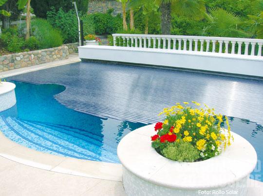 Rollo-Solar-Schwimmbad
