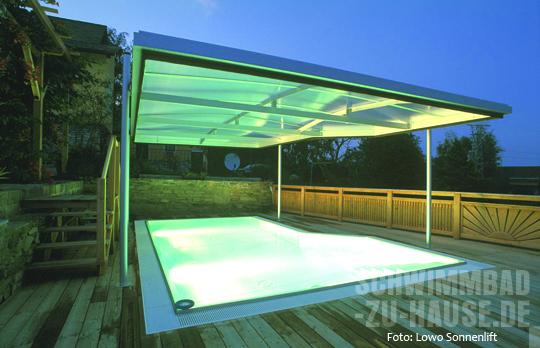 Alternativer poolschutz die bersicht schwimmbad zu for Pool aus stahl