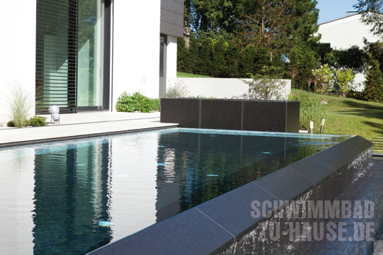 glanzvoller puma look schwimmbad zu. Black Bedroom Furniture Sets. Home Design Ideas