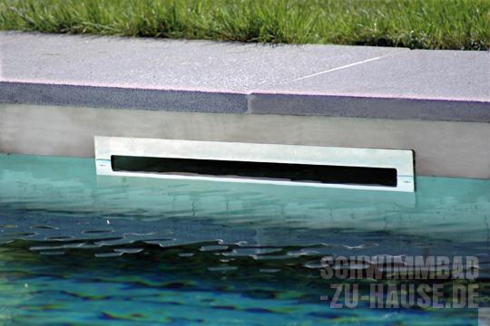 Eckig ist das neue rund schwimmbad zu for Pool stahlwand eckig