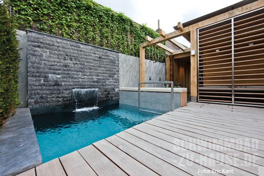 Kleiner Garten ganz groß | Schwimmbad-zu-Hause.de