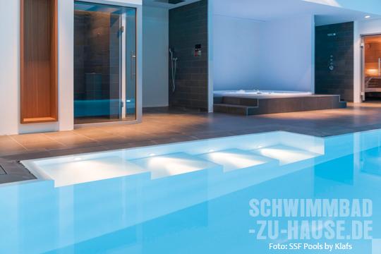 schwimmbad aus einem guss schwimmbad zu. Black Bedroom Furniture Sets. Home Design Ideas