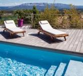 Form und einstieg beim eigenen schwimmbad schwimmbad zu for Gartenpool eckig