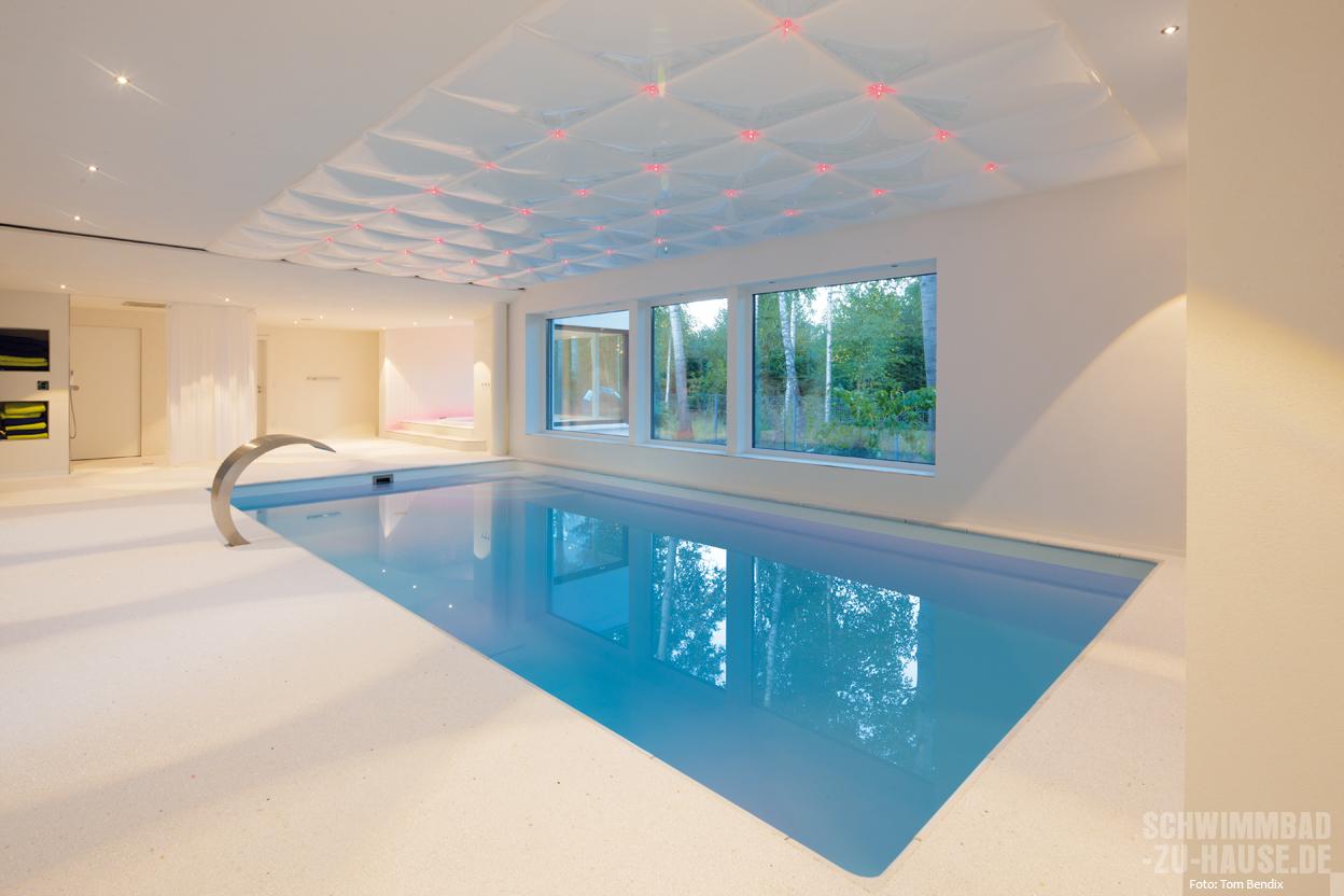 Schwimmbad Im Keller pool im keller bauen die schönsten einrichtungsideen