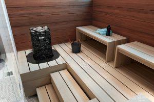 Eine Sauna – verschiedene Erlebnisse