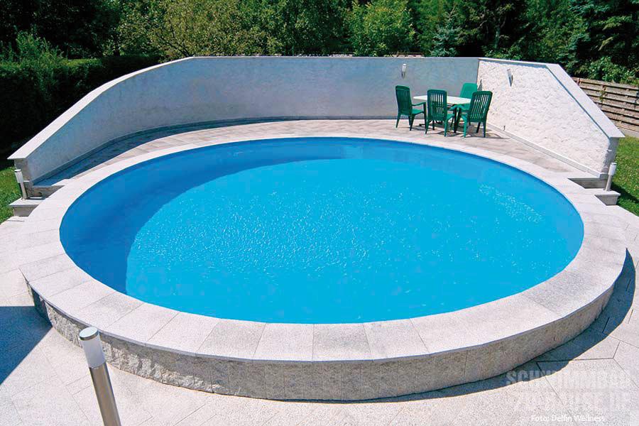 viele wege f hren zum eigenen pool schwimmbad zu. Black Bedroom Furniture Sets. Home Design Ideas