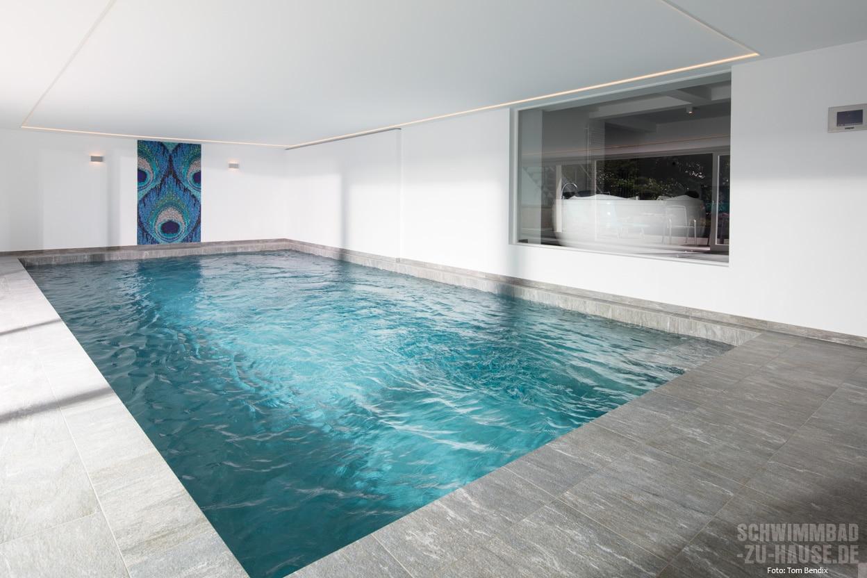 Moderne häuser mit innenpool  Zweiter Frühling | Schwimmbad-zu-Hause.de