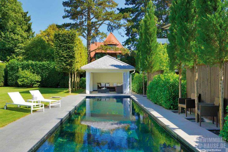 Schwimmbad zu ihr weg zum eigenen schwimmbad for Garten pool hersteller