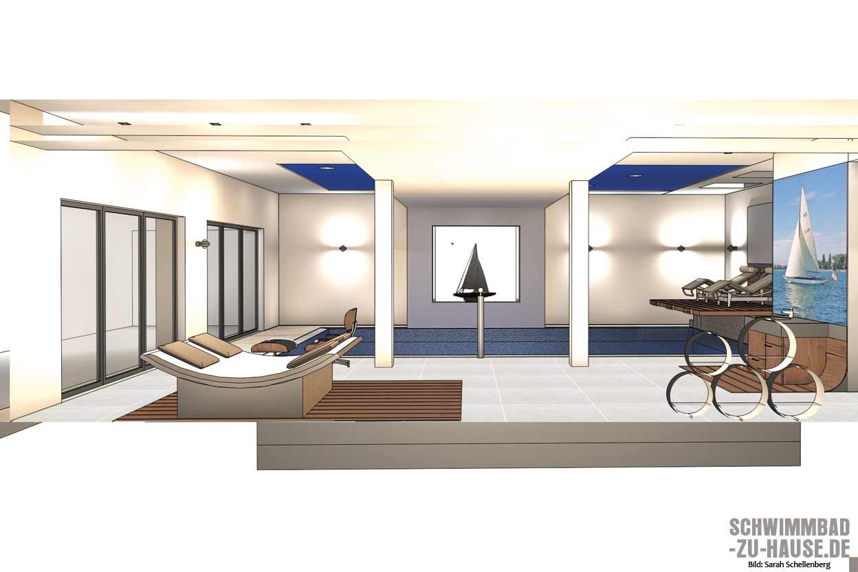 pool architektur schwimmbad zu. Black Bedroom Furniture Sets. Home Design Ideas