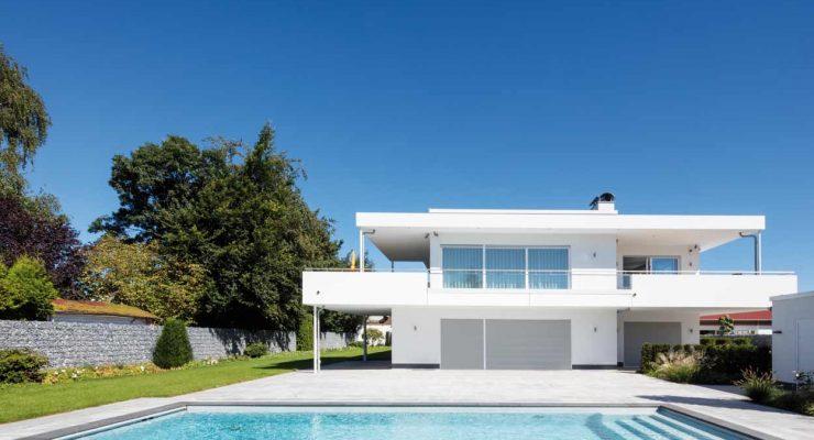 Schwimmbad zu ihr weg zum eigenen schwimmbad for Bauhaus gartenpool
