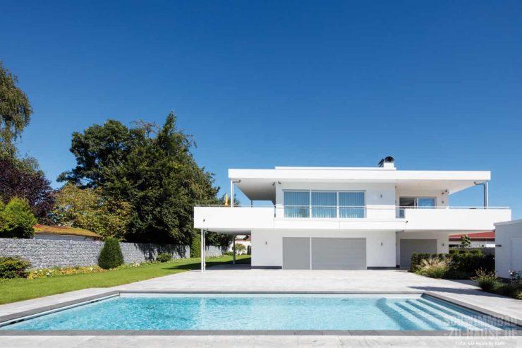 Schwimmbad zu ihr weg zum eigenen schwimmbad for Bauhaus schwimmbad