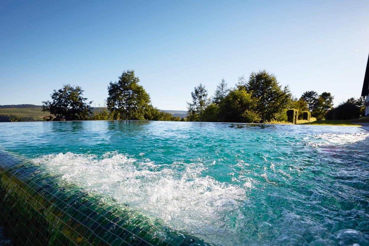 Infinity Pool Deutschland die schönsten infinity pools im deutschsprachigen raum schwimmbad