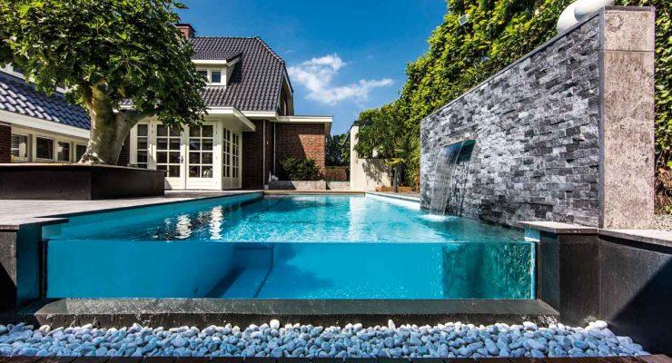 Schwimmbad zu ihr weg zum eigenen schwimmbad for Poolumrandung aufstellbecken