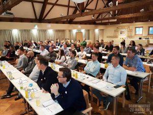 Leidenfrost: Premium-Partner Meeting 2017