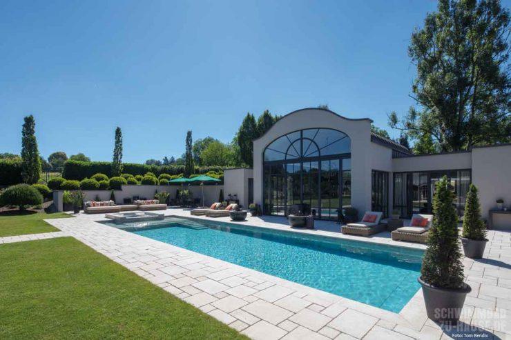 Pool in Perfektion