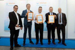 Neue Ideen und Lösungen: Innovation Award 2018 verliehen