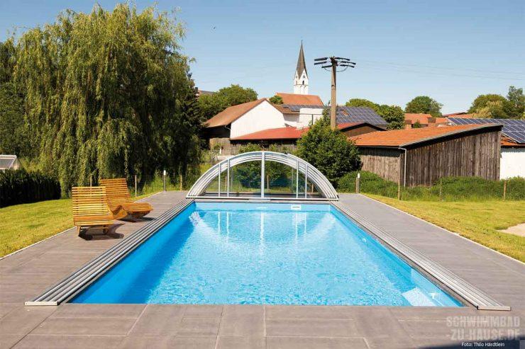 Mehrfamilien-Pool