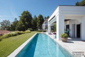 Traumhafter Pool im Garten