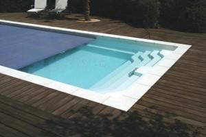 Rollladenabdeckungen fürs Schwimmbad
