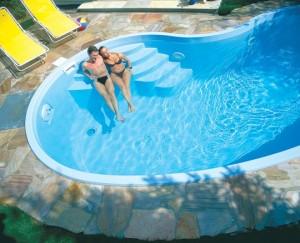 Welches Schwimmbad-Becken ist das Richtige?