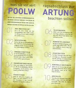 Was sie vor Vertragsabschluss zur Schwimmbad-Wartung beachten sollten