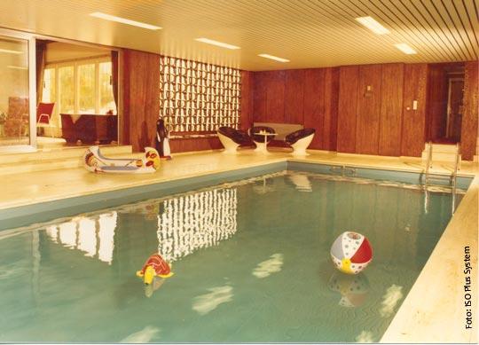 Schwimmbad im haus stilllegen - Schwimmbad und Saunen