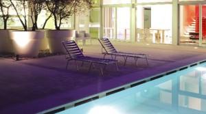 Pool im Patio