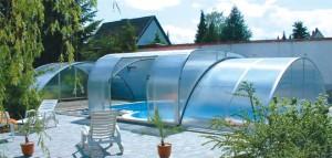 DIE 10 BESTEN Schwimmbad-Überdachungen 2010