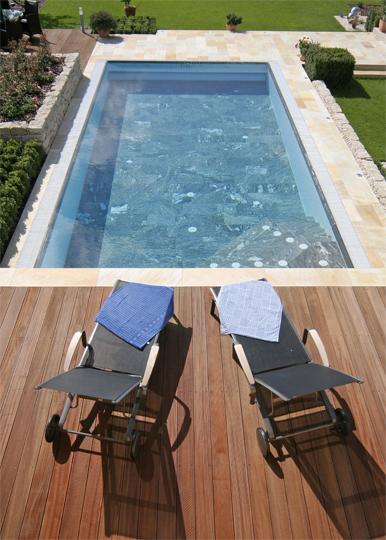 Sehr Die 20 besten privaten Schwimmbecken CZ05