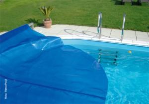 Schwimmbad-Decken