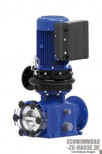 Korrosionsfreie  Pumpentechnologie
