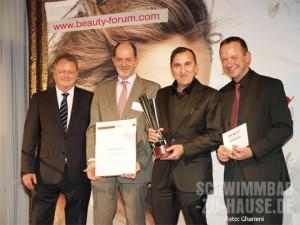 "Gharieni erhält ""Beauty Forum""-Award"