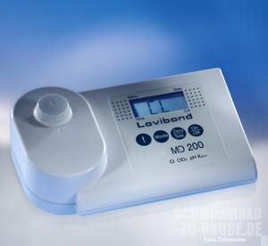 Photometer für die Bestimmung von Wasserstoffperoxid