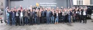Rekordbeteiligung bei Compass-Meeting in Straubing