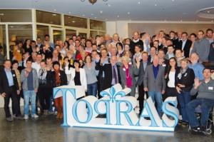 Mit der Trambahn zur Topras-Jahrestagung
