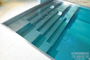 Viele Wege führen zum (eigenen) Pool