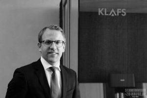 KLAFS verstärkt die Führungsspitze