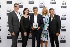 Erfolg bei TOP 100: SPECK Pumpen gehört zu den Innovationsführern 2018